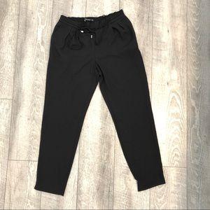 Zara Comfy Black Dress Pants